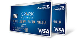 capital one business credit card login spark business credit cards capital one