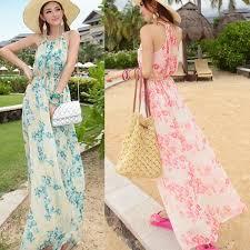 2015 new arrival casual dress long bohemian dress party dresses