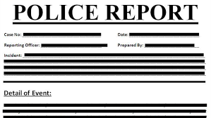 7 police report templates word excel pdf formats