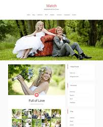 wedding web 8 free wedding themes 2018 athemes