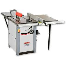 table saw adjustable tsquare for cabinet saws bandsaws contractor