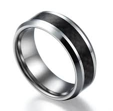 carbon fiber wedding rings carbon fiber wedding rings for pros and cons