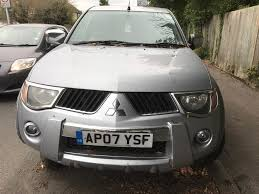 mitsubishi l200 warrior 2007 mot expired high mileage 2500 no