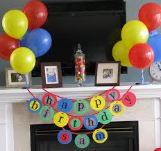 baby boy birthday ideas sheek shindigs a bouncing baby boy s 1st birthday celebration