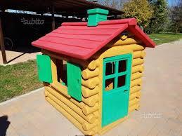 casetta giardino chicco casetta chicco chalet tutto per i bambini in vendita a torino