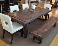Dining Room Table DIY Erin Loechner Love This Heavyduty And - Rustic dining room tables