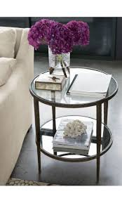 How To Decorate A Side Table by Best 25 Round Side Table Ideas Only On Pinterest Shanty Chic