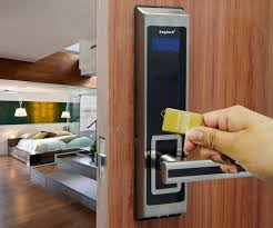 weatherproof fingerprint keypad mf card deadbolt european mortise