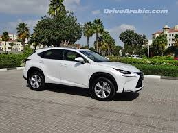 lexus crossover 2015 first drive 2015 lexus nx 200t in the uae drive arabia