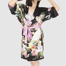kimono robe de chambre peignoir kimono kimono photo personnalisé