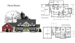 Breathtaking House And Barn Combination Plans Contemporary Best Building Plans Barn