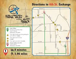 Southwest Michigan Map by Kal Haven Trail Run Southwest Michigan U0027s Premier Ultra And Team