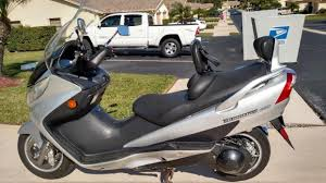 2004 suzuki burgman 400 motorcycles for sale