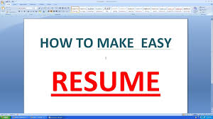 Help Create A Resume Make A Resume Online For Free Free Resume Example And Writing