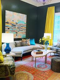 Modern Orange Rugs Orange Rugs 3 Stunning Interiors Show How To Decorate
