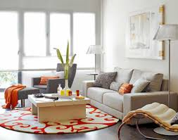 round rugs for living room living room with sofa and round area rug enhance your room with
