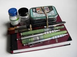 71 best sketch kit images on pinterest art supplies travel kits