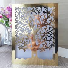 Wedding Invitation Cards Cheap Online Get Cheap Gold Wedding Invitations Aliexpress Com