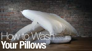 how to wash pillows in the washing machine reviewed com laundry