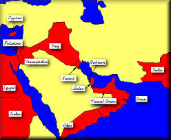 map middle east uk wi american of the middle east in response to 1973