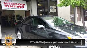 superior window solutions window tinting window treatments in