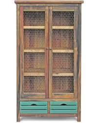 reclaimed wood curio cabinet check out these deals on china cabinet bookcase farmhouse