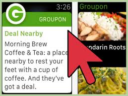 groupon cuisine how to use a groupon voucher 9 steps with pictures wikihow