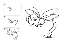 learn to draw and coloring pages i can draw kids worksheets
