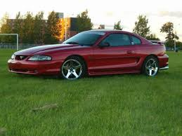98 mustang cobra wheels pics of 03 cobra rims on 94 98 bodystyle mustang forums at