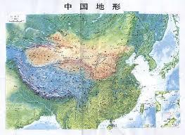 map of china bike china adventures inc china maps and books for china