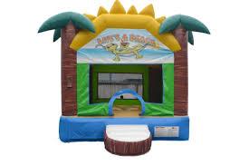 life u0027s a beach inflatable bounce house bounce house for sales