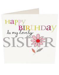 caroline gardner sister birthday cards birthday cards for sisters