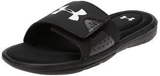 amazon com under armour men u0027s ignite iv slide sport sandals