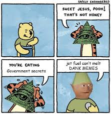 sweet jesus pooh u0027s honey meme