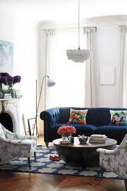 interior amazing living room decor blue sofa living room blue