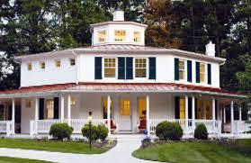 octagon house comes full circle the washington post
