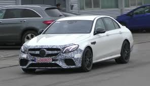 E63 Amg Weight W213 E63 Amg Sedan Reveals Most Of Its Muscular Design In Latest