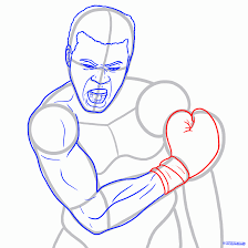 how to draw muhammad ali step by step sports pop culture free