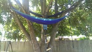my backyard hammock setup to enjoy with friends hammocks