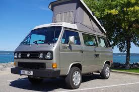 volkswagen vanagon camper 1991 vw vanagon westfalia gl camper for sale in harbor springs mi