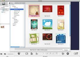 greeting card maker greeting card maker software snowfox greeting card maker for mac