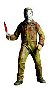 Mike Myers Halloween Costume Cinema Fear Halloween 2 Michael Myers Action Figure