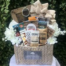 oregon gift baskets vino gift baskets
