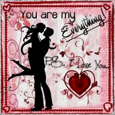 you are my everything free madly in ecards greeting cards