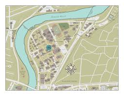 Rochester Mn Map Our Location Wilson Commons Student Activities University Of