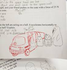this teacher hilariously finishes the doodles of his students