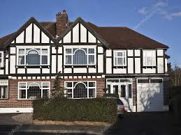 tudor style cottage tudor style house in london u2014 stock photo avella2011 5025864