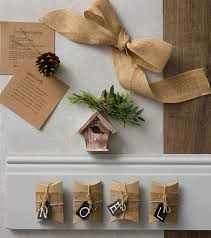rustic christmas wrapping paper rustic christmas decorating ideas for a scandi style christmas