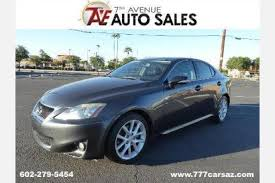 used lexus 250 for sale used lexus is 250 for sale in az edmunds