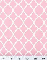 Best Upholstery Fabric For Kids Quatrefoil Pink White Best Fabric Store Online Drapery And